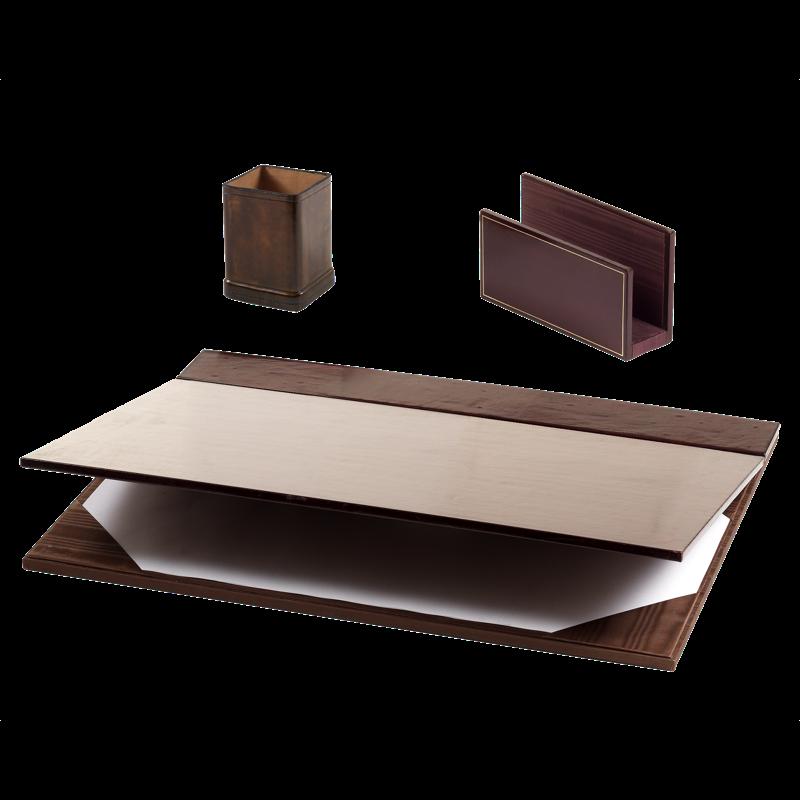 set scrivania : set da scrivania stile moderno - Set Da Scrivania Moderno