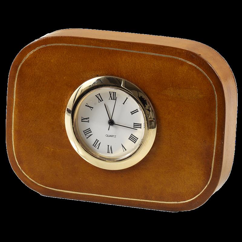 Set scrivania orologio piccolo da tavolo for Orologio da tavolo legno
